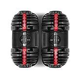 Get the best adjustable dumbbells for home