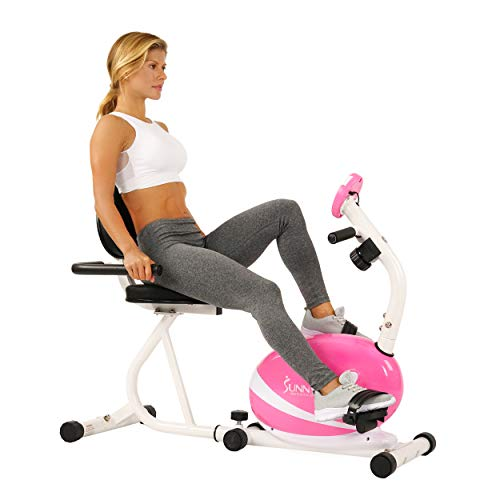 Find more info about Sunny Health & Fitness Magnetic bike here
