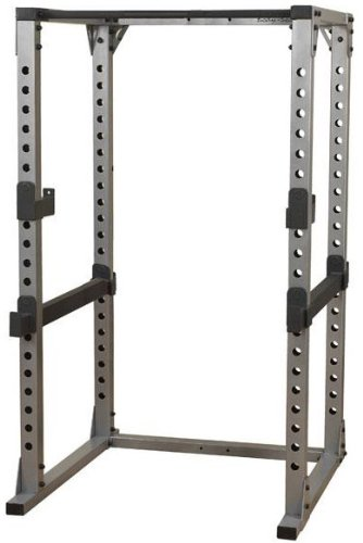 Read more Body-Solid Pro Rack reviews here