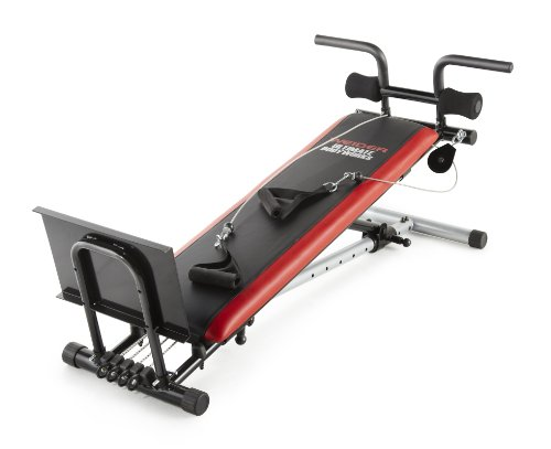 Check out more customer reviews about Weider Total Body Works 5000 here