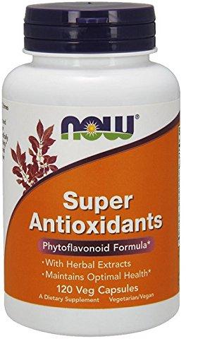 NOW Super Antioxidants, 120 Veg Capsules
