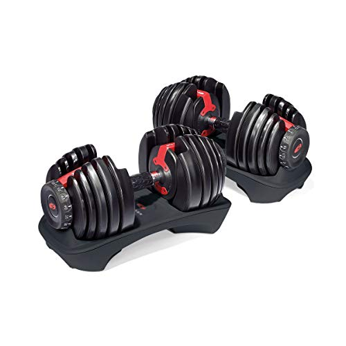 Read more reviews about Bowflex SelectTech 552