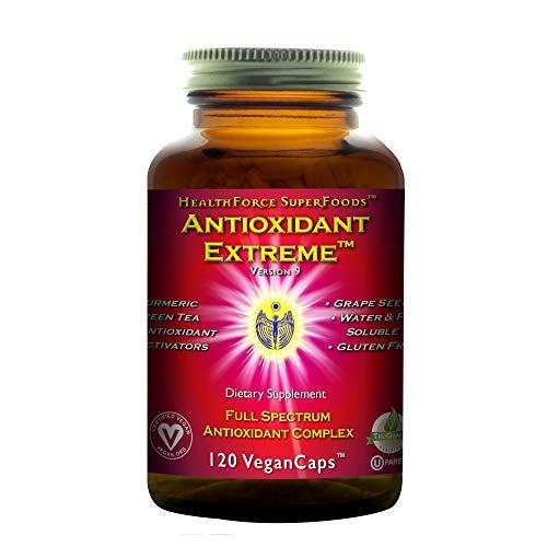 HealthForce SuperFoods Antioxidant Extreme 120 Count Vegancaps