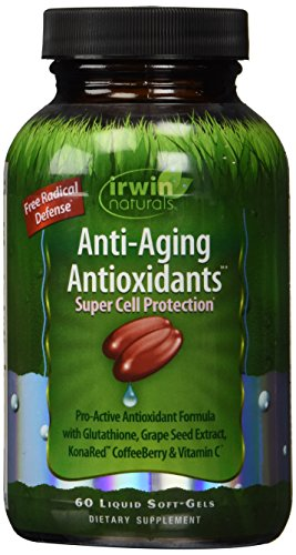 Irwin Naturals, Anti-Aging Antioxidants, 60 Count