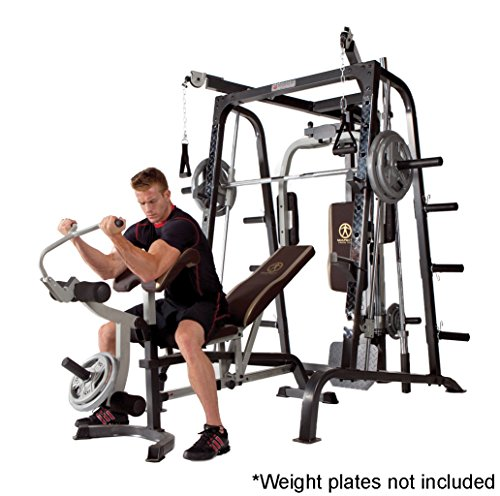 MD-9010G marcy weight machine