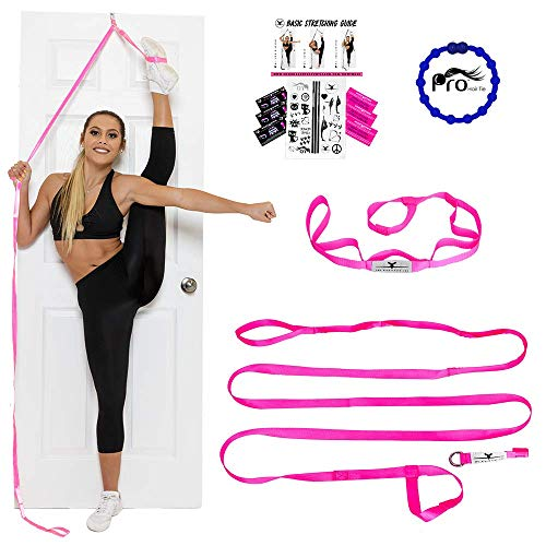 Door Flexibility & Stretching Leg Strap
