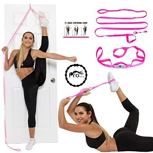 Door Flexibility & Stretching Leg Strap