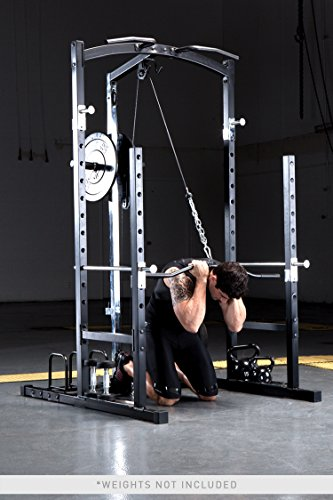 marcy weight bench cage