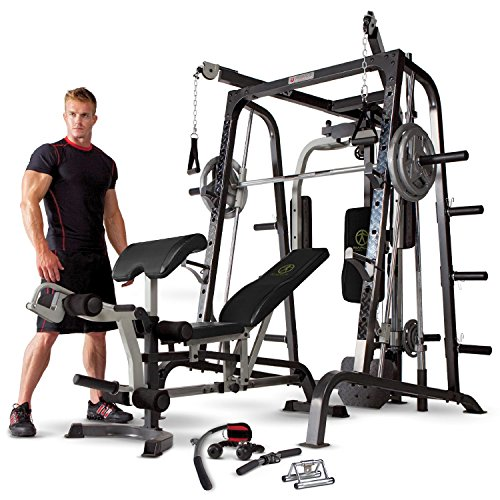 Check out here why the customers like the Marcy Smith machine here