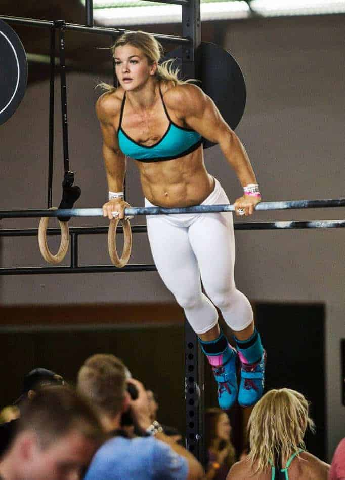 Crossfit Body Women Huge Crossfit B...