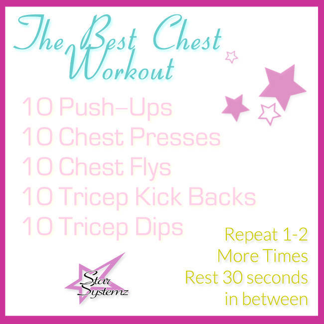 Women Chest Workout