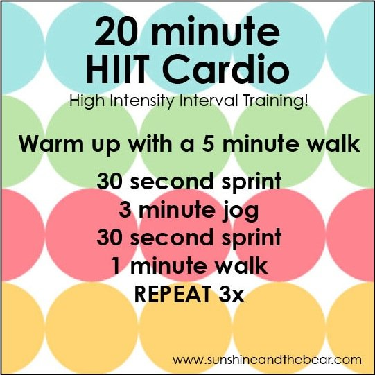 These HIIT Cardio Workouts WIll Help You Burn Fat Quickly