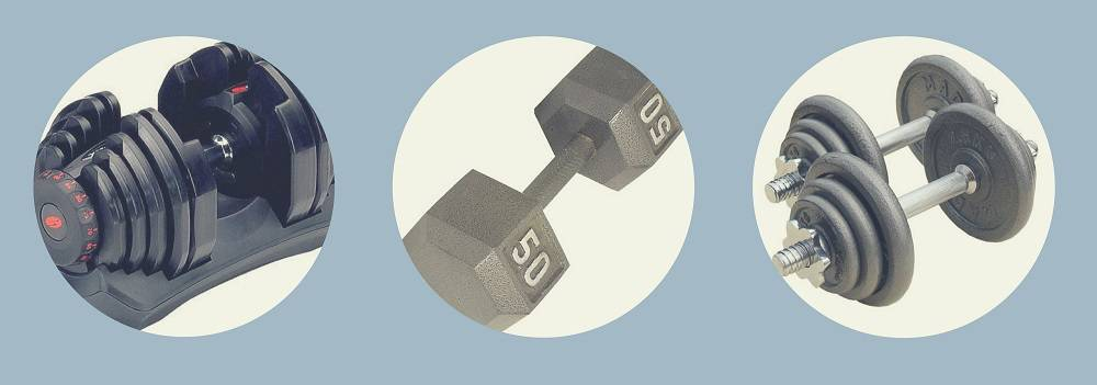 dumbbells for home