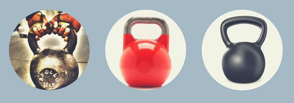 kettlebell exercise equipment