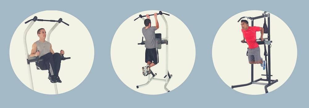power tower for body weight workouts