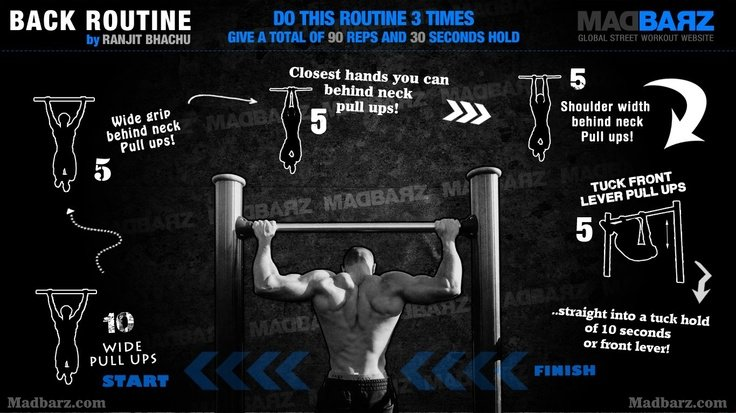 calisthenics-back-workout-routine