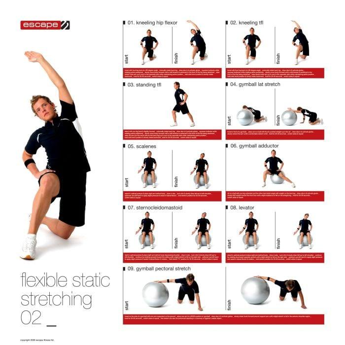 static stretching benefits