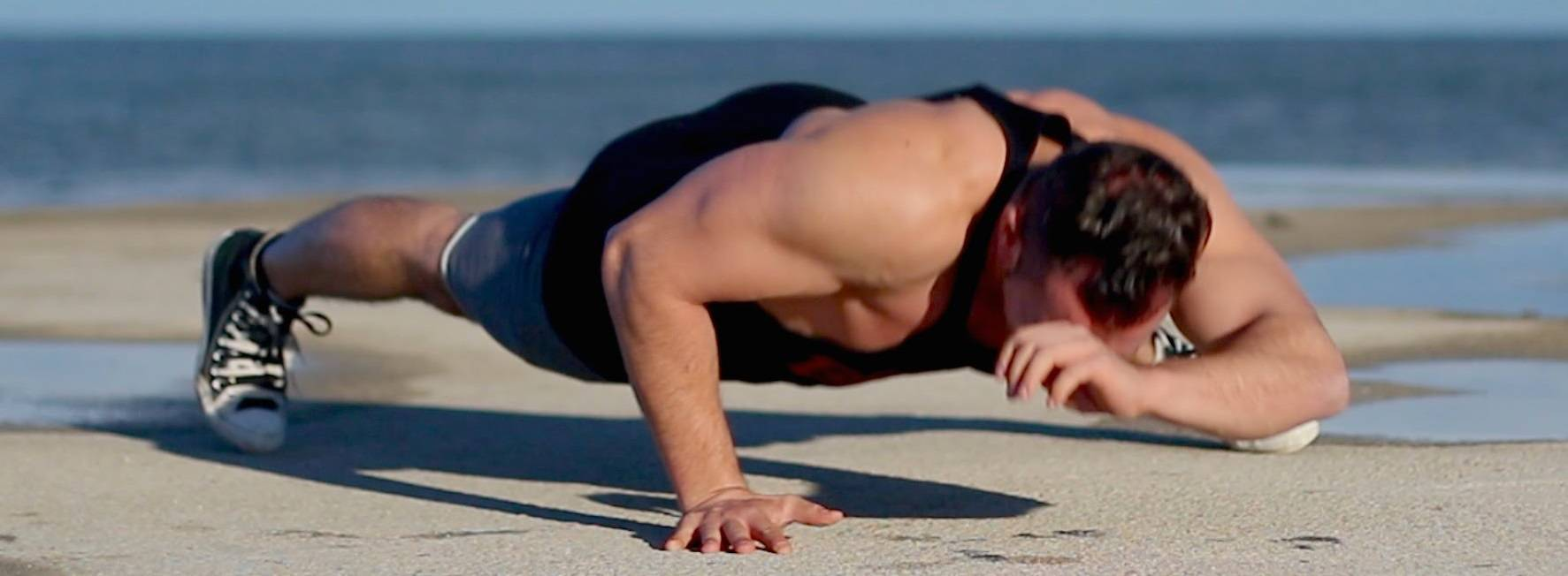 variations of push up exercises