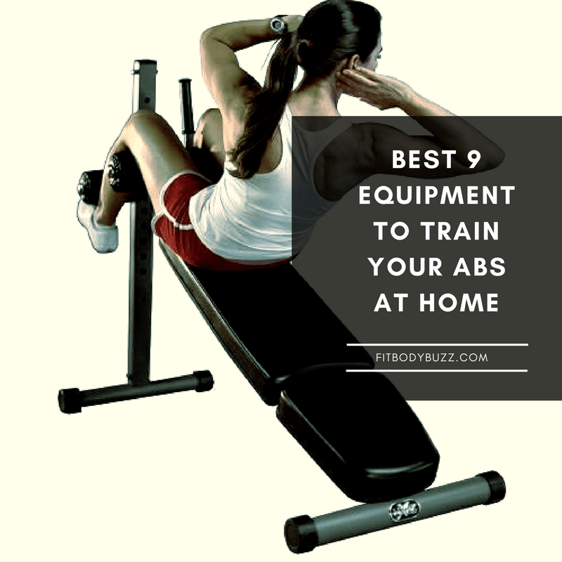 Top 10 Abdominal Exercise Equipment To Train Your Core Muscles
