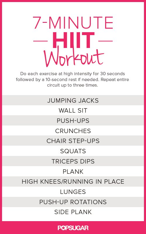 Best HIIT Workouts You Can Do at Home for Fat Loss