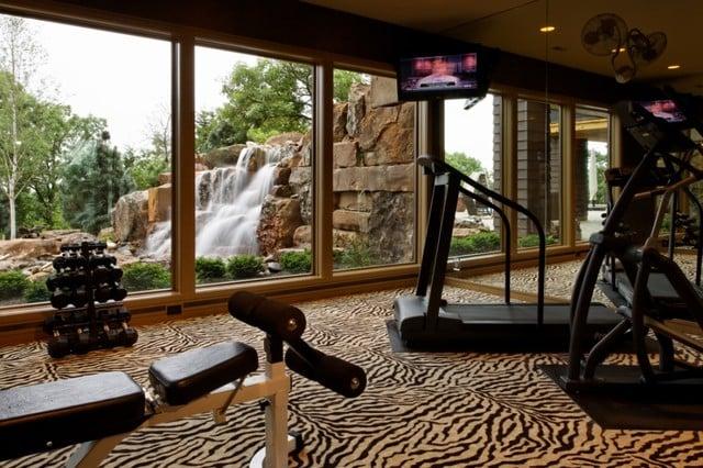 how to build home gym