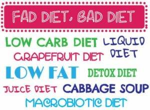 fad-diets-definition