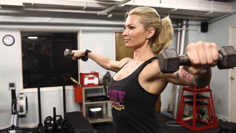 best shoulder workouts for women
