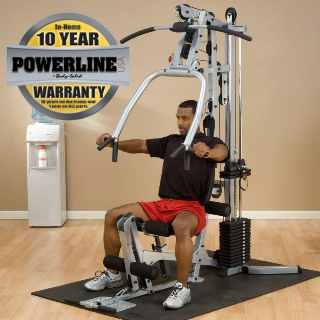 Body-Solid Easy-Assembly Gym machine