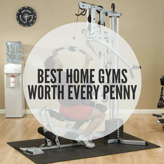 The best rated home gyms in