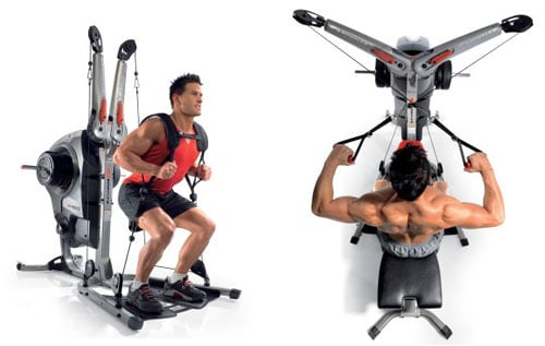 Bowflex Revolution Workouts