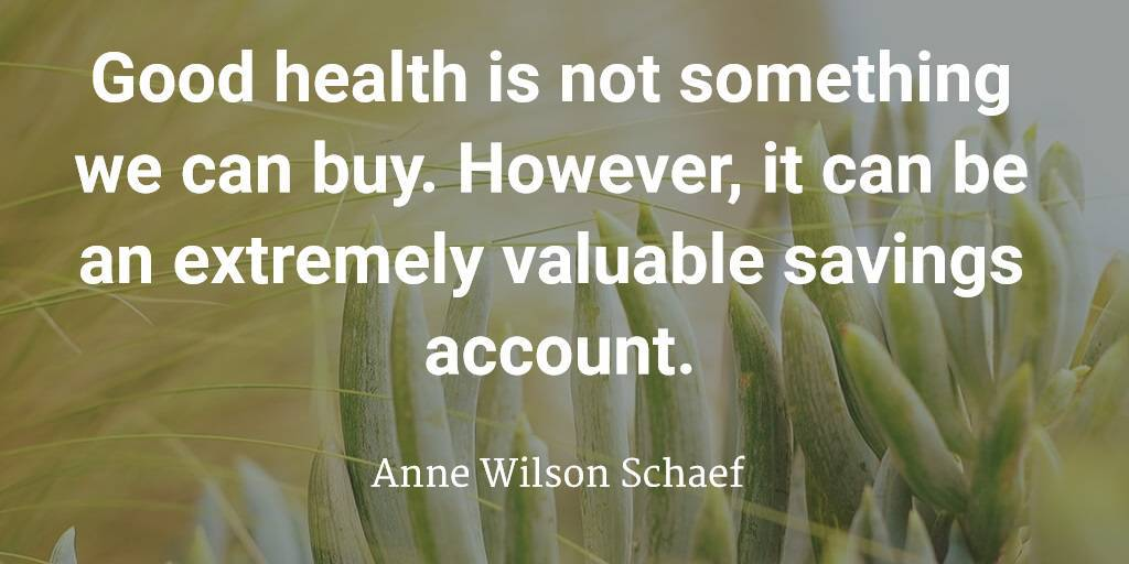 Good Health Quotes Mesmerizing The Best 23 Quotes About Health You Need To Read
