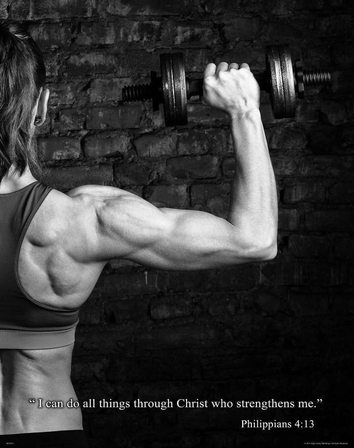 female-workout-motivation-poster
