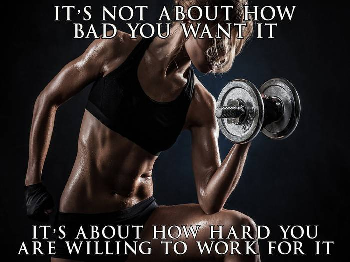 The best home gym posters to motivate you while working out