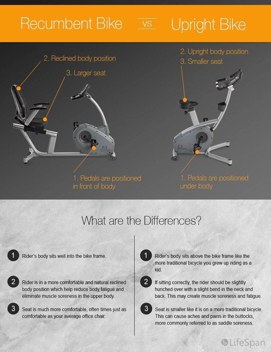 exercise bike comparison