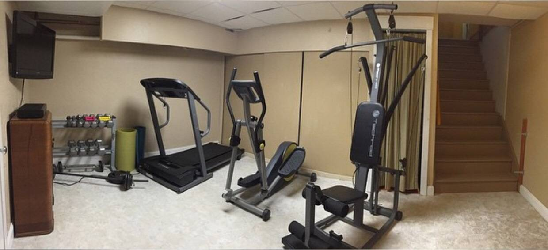 home exercise fitness equipment