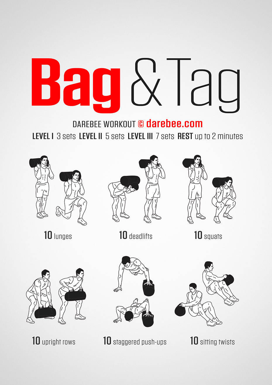 bag and tag training