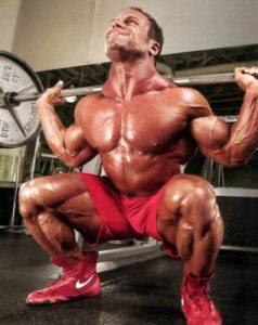 barbell leg exercises