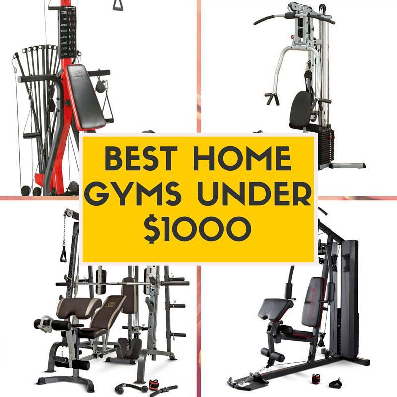 Best home gyms under in that are worth to buy
