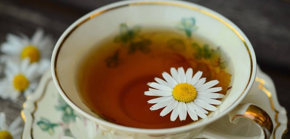 Chamomile Tea health benefits