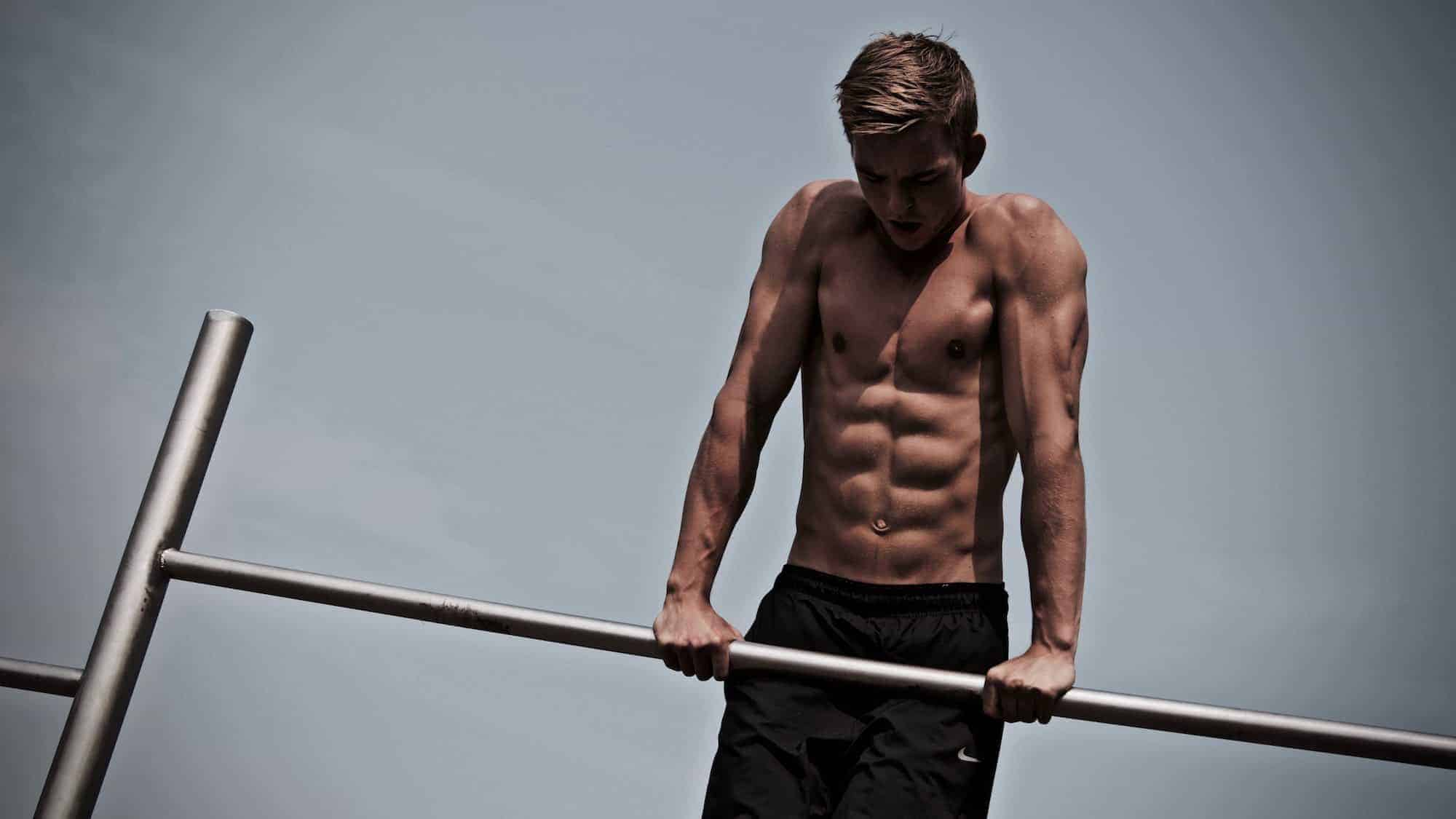 how to do muscle up