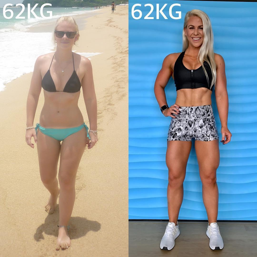 Weight Loss vs. Fat Loss