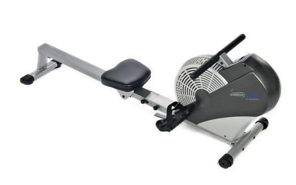 air rower rowing