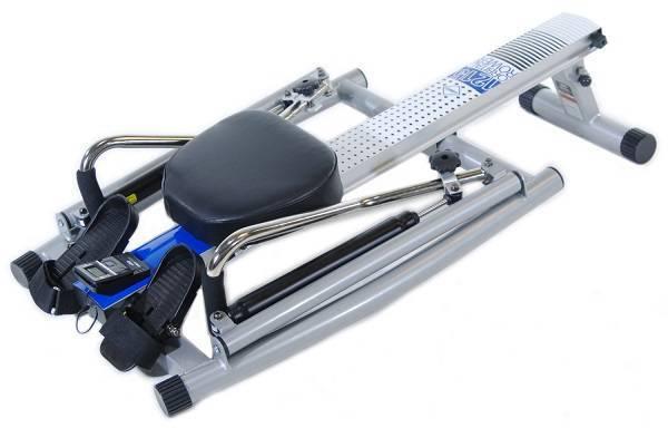 hydraulic-piston-rowing-machine