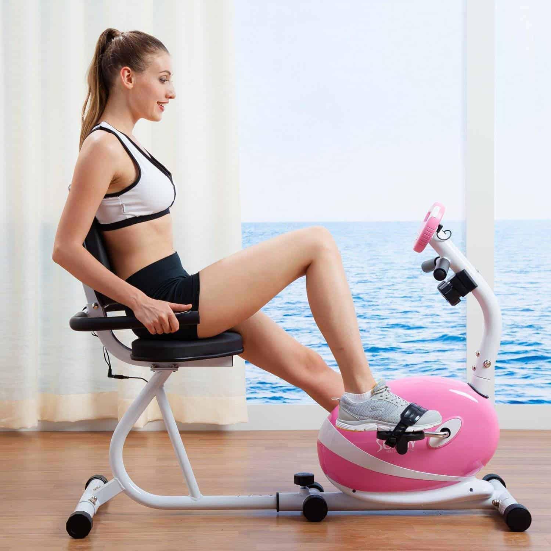 exercise bikes recumbent