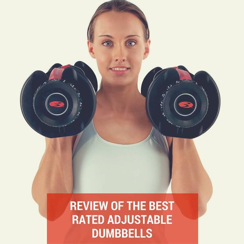 best adjustable dumbbell reviews