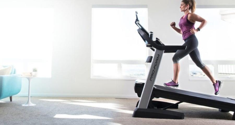 best treadmill workout