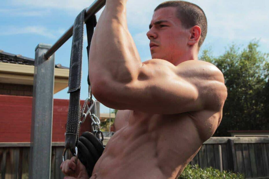 train one arm pull up