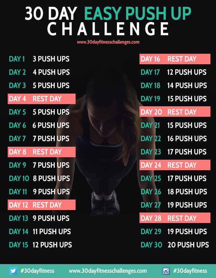 30-day-easy-push-up-challenge