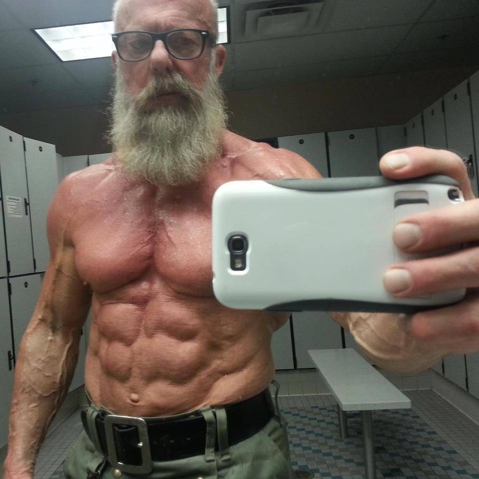 The World's Oldest Bodybuilders Who Look Better Than You