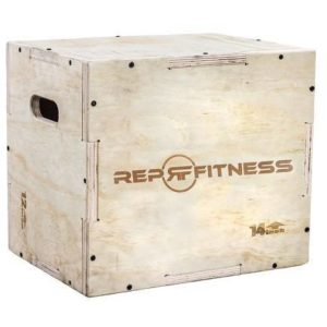 Rep 3 in 1 Wood Plyometric Box